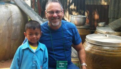 Paul & Thai boy