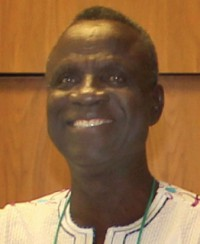 Bishop Rev. Edward Nkansah : Program Director, Ghana