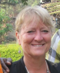 Rev. Colleen Stevenson : Program Director, Uganda